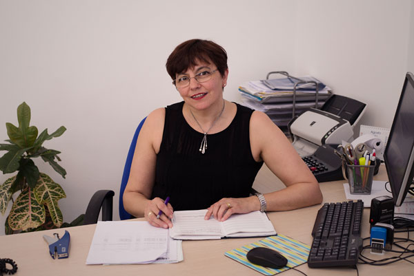 Cecilia Pulsinelli, Back office